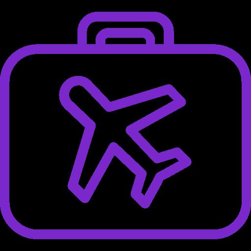 Auslandsreisekrankenversicherung Icon