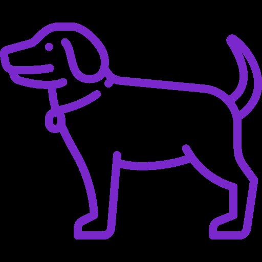 Hundehaftpflichtversicherung Icon